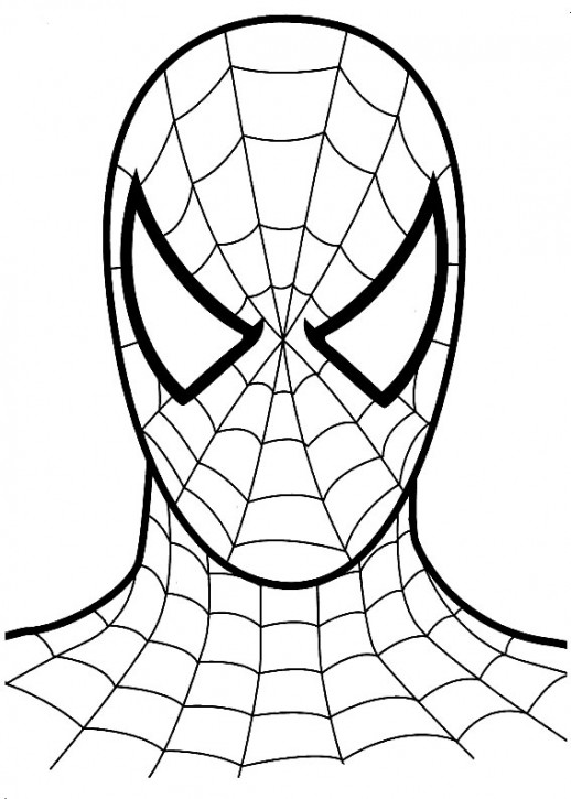 coloring spiderman drawing easy spiderman drawing color free download on clipartmag spiderman easy coloring drawing