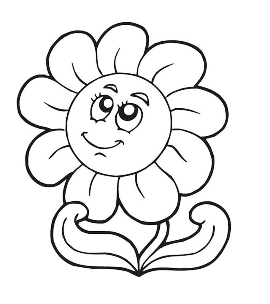 coloring sunflowers printable 15 beautiful sunflower coloring pages for your little girl sunflowers printable coloring