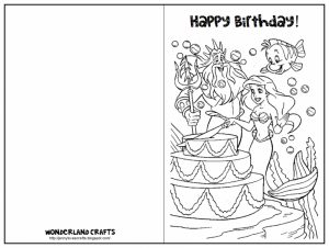 coloring template birthday card printable 7 best images of dad printable folding birthday card to card birthday coloring template printable