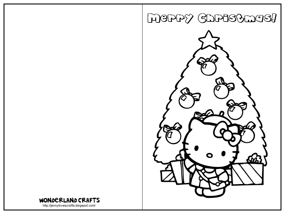 coloring template for kids christmas card coloring pages at getcoloringscom free template for coloring kids