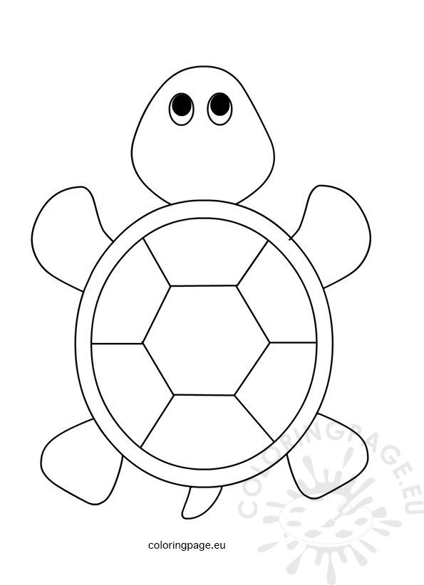 coloring template for kids sea turtle for kids coloring page coloring kids template for