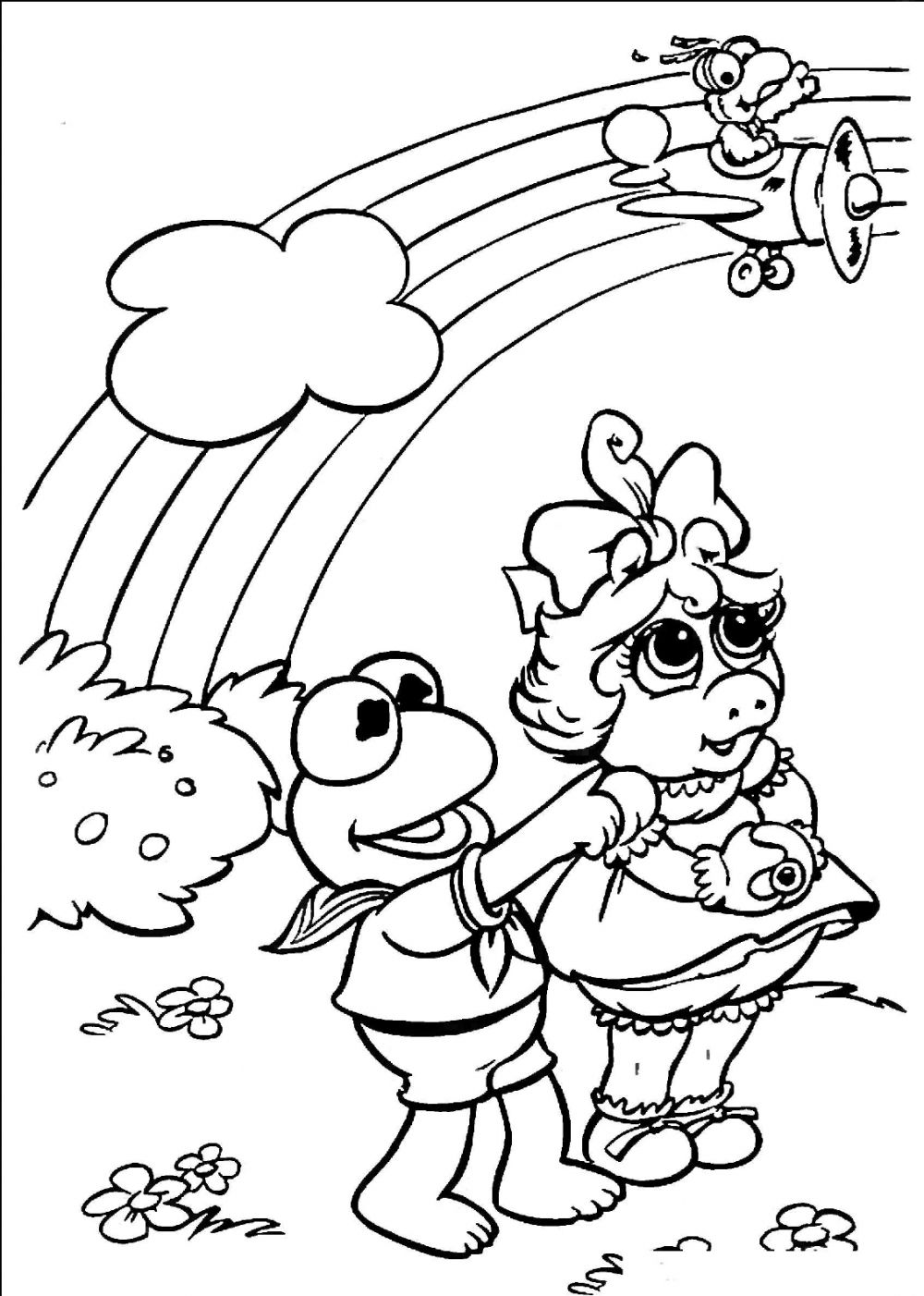 coloring templates for kids free printable rainbow coloring pages for kids kids templates coloring for