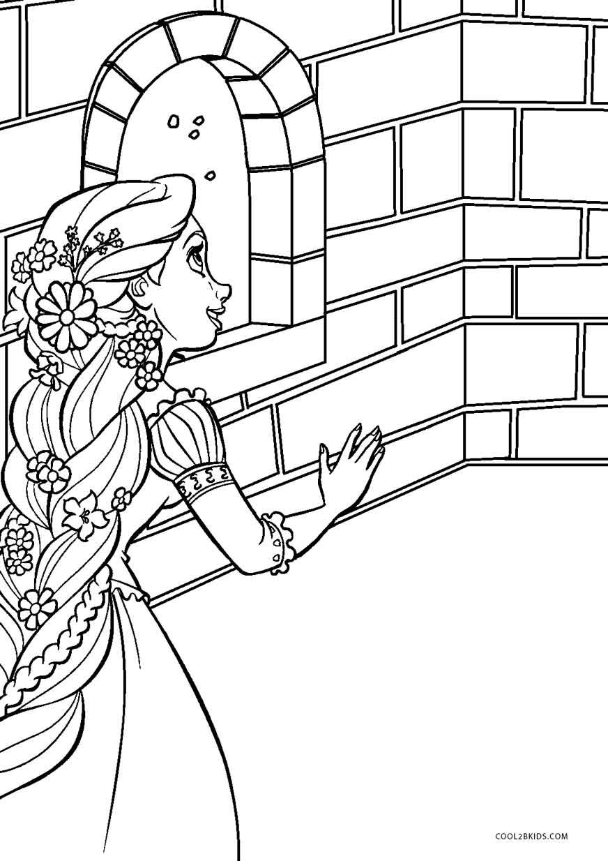 coloring templates for kids free printable tangled coloring pages for kids cool2bkids coloring templates for kids