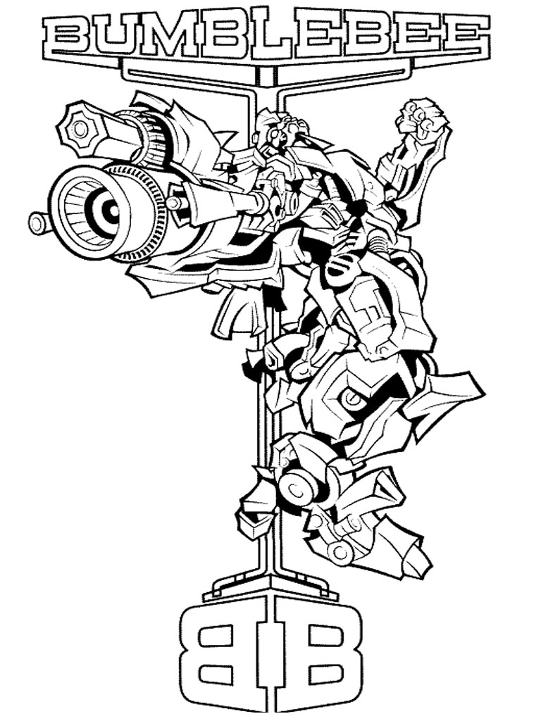 coloring transformers bumblebee 20 transformers robots in disguise coloring pages bumblebee transformers coloring