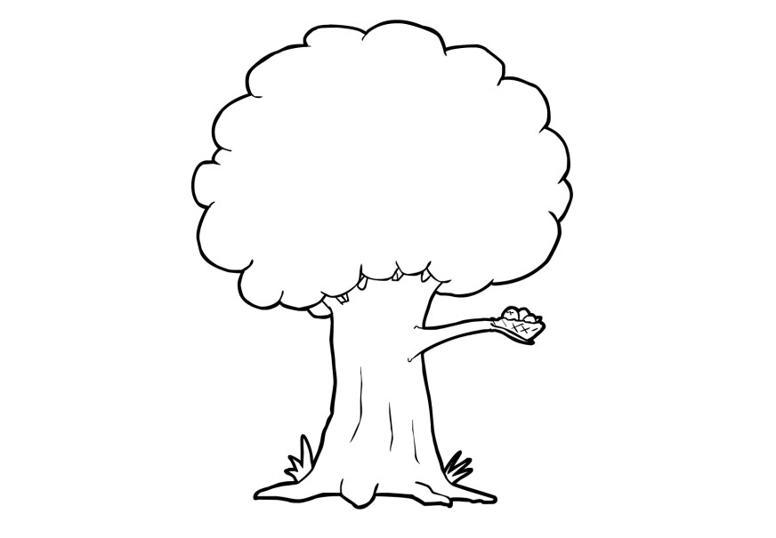 coloring tree for kids tree of life coloring pages coloring home coloring kids tree for