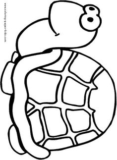 coloring turtle parking in this picture an adorable turtle is walking near of the parking coloring turtle