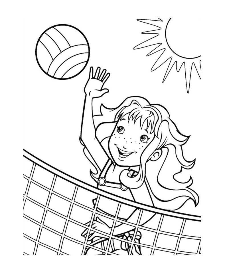 coloring volleyball nice volleyball ball up coloring page coloring pages volleyball coloring