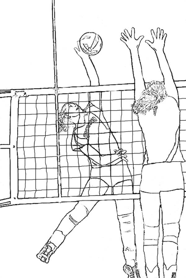 coloring volleyball online coloring pages starting with the letter v page 2 volleyball coloring