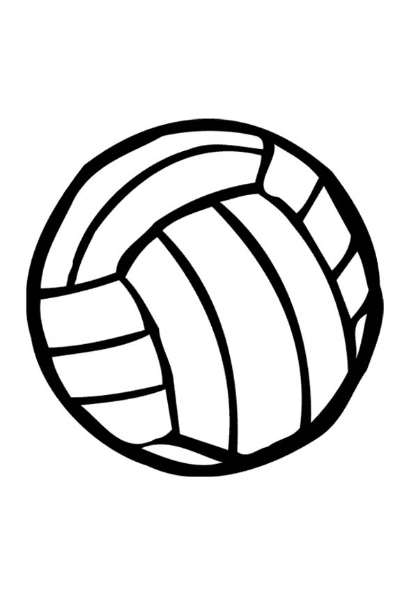 coloring volleyball volleyball coloring pages to download and print for free coloring volleyball