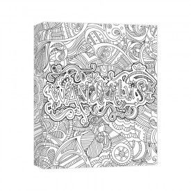 coloring wall art 1000 images about coloring canvas art décor on art coloring wall