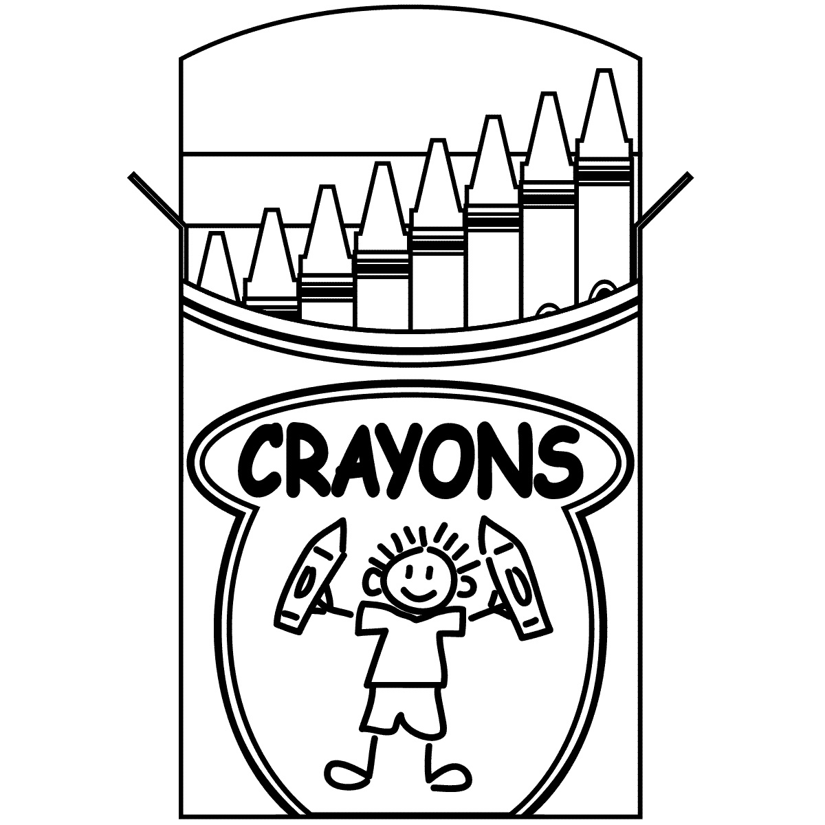 coloring with crayola markers crayola markers drawing at getdrawings free download markers crayola coloring with