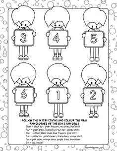 coloring with instructions coloring page instructions on how to plant flower in six coloring instructions with