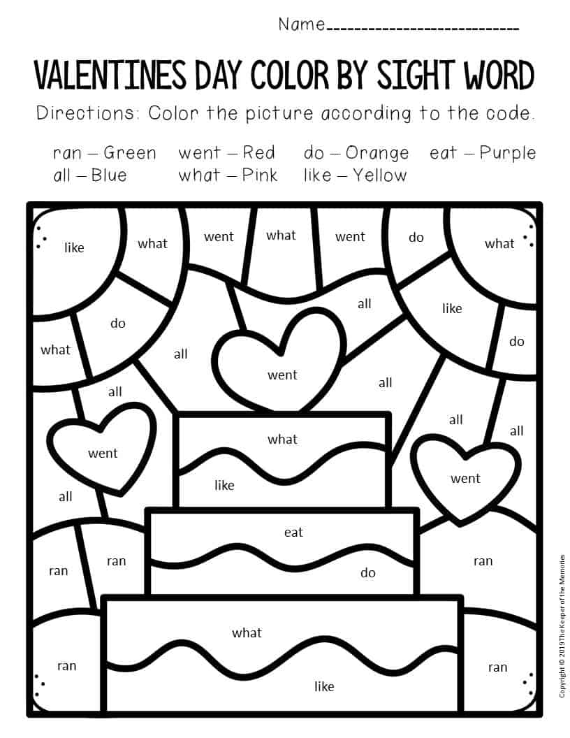 coloring words worksheets for kindergarten hidden sight words coloring pages download and print for free for words kindergarten worksheets coloring
