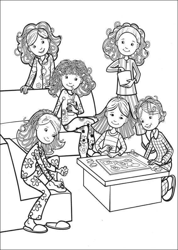colour in pictures for girls 20 teenagers coloring pages pdf png free premium pictures girls in colour for