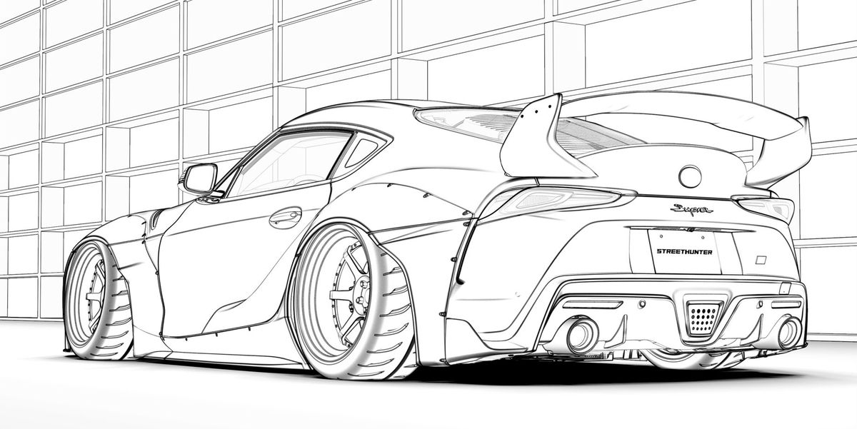 colouring cars get crafty with these amazing classic car coloring pages colouring cars
