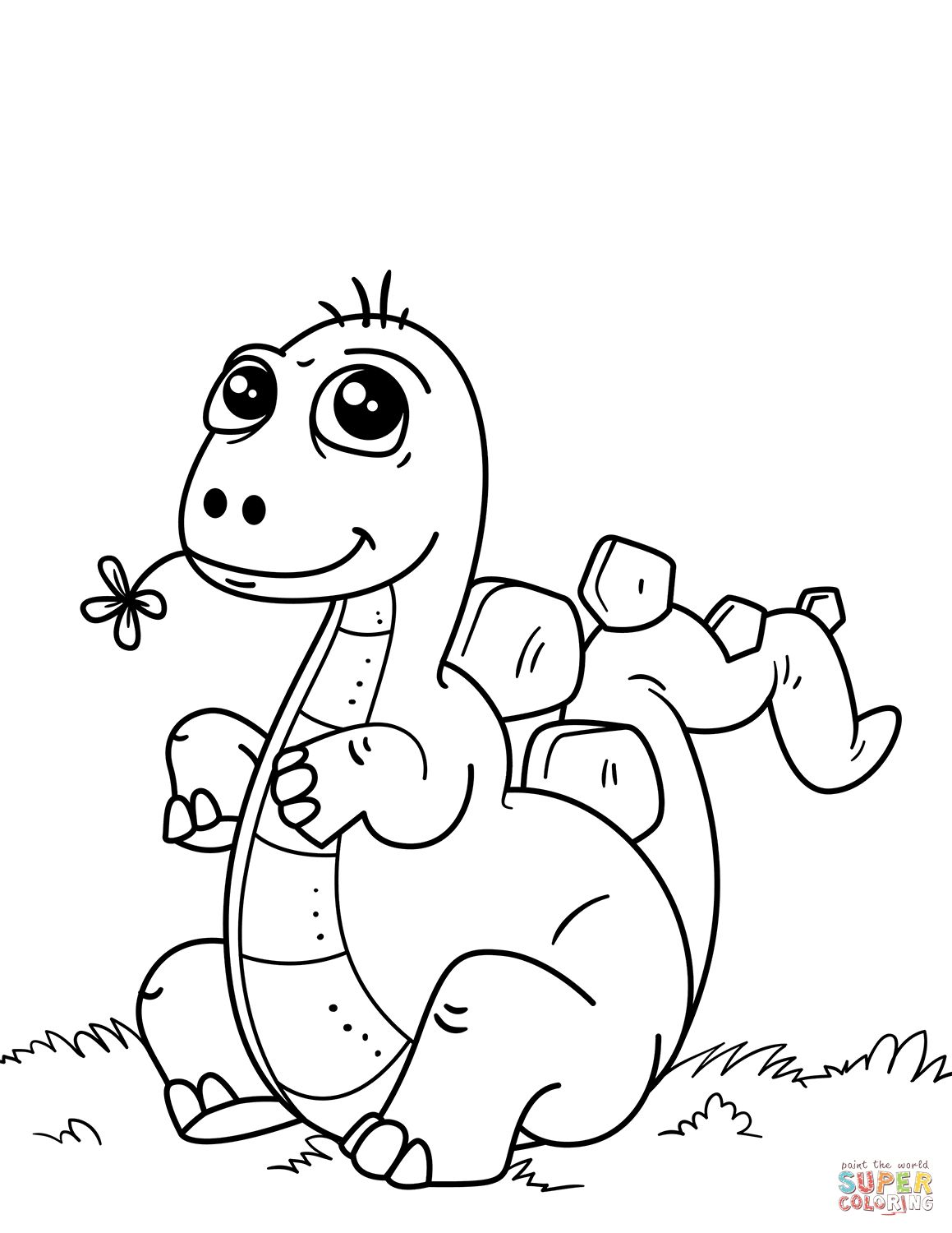colouring dinosaur pictures cute dinosaur coloring pages for kids at getcoloringscom dinosaur colouring pictures