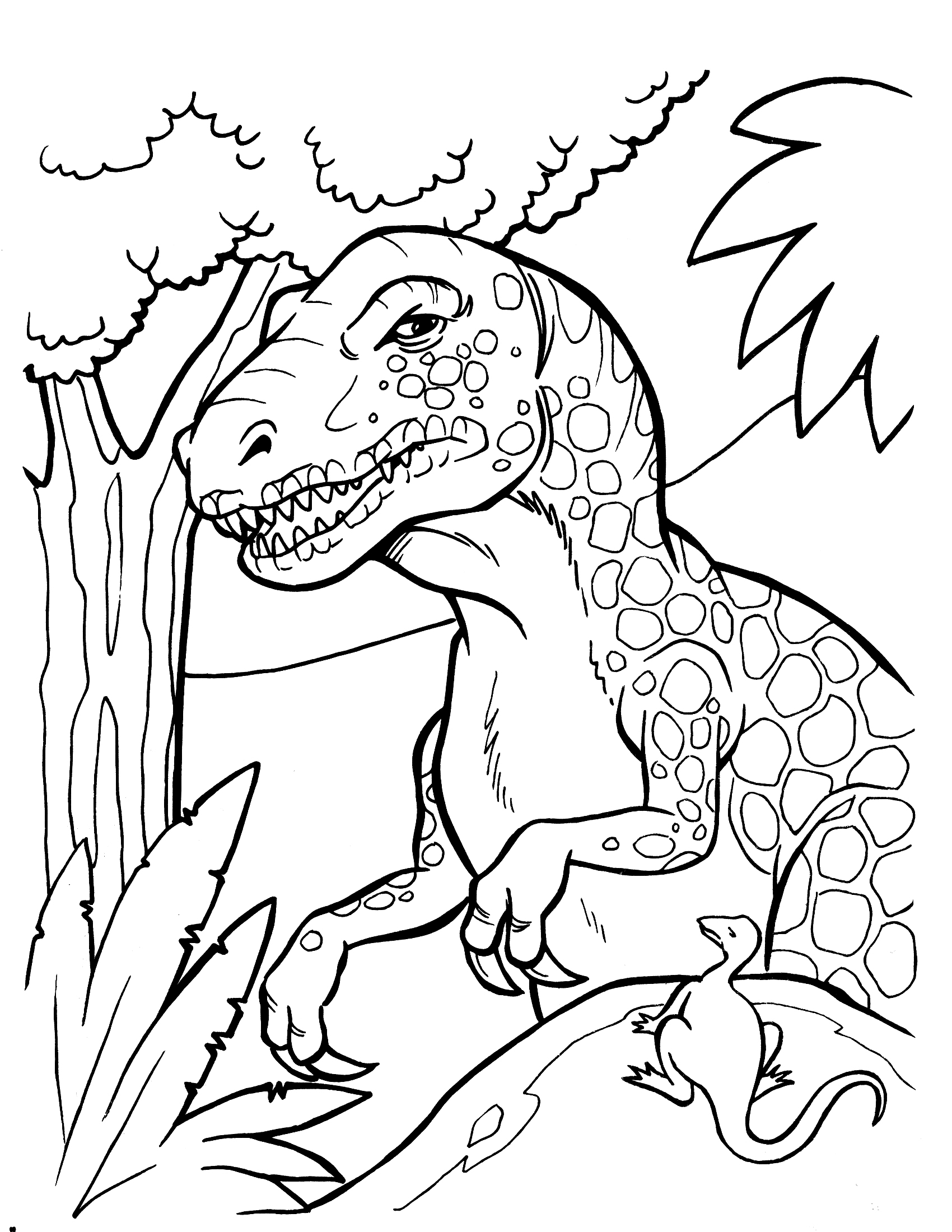 colouring dinosaur pictures free printable dinosaur coloring pages for kids colouring dinosaur pictures