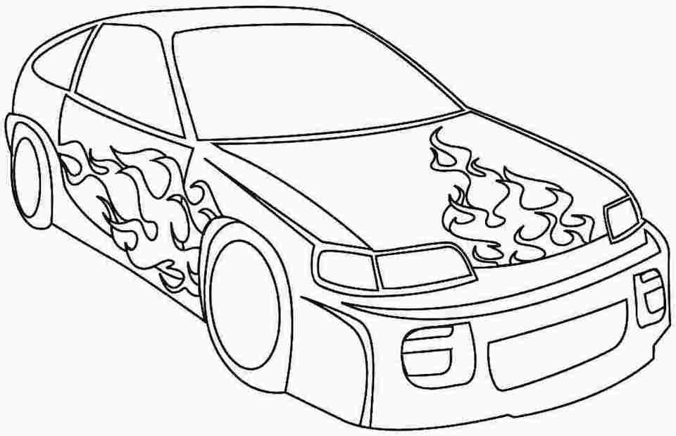 colouring in cars sports car coloring pages free and printable colouring in cars
