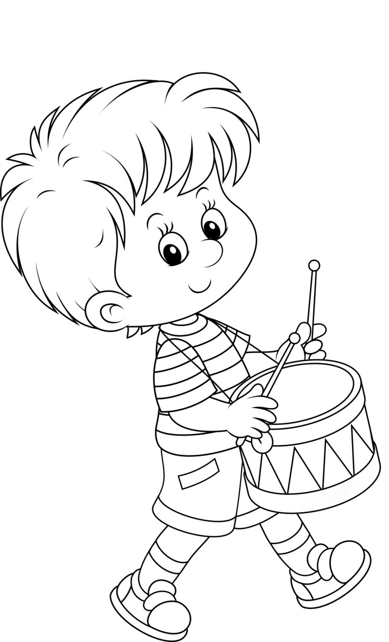 colouring page of a boy free printable boy coloring pages for kids colouring a boy of page