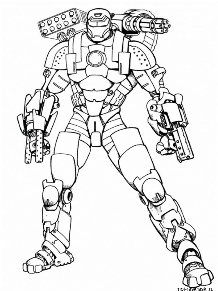 colouring pages iron man bullet proof iron man coloring page netart man iron colouring pages