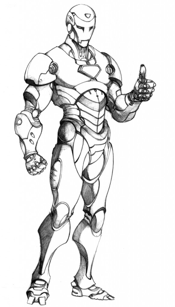 colouring pages iron man iron man superheroes printable coloring pages man pages colouring iron