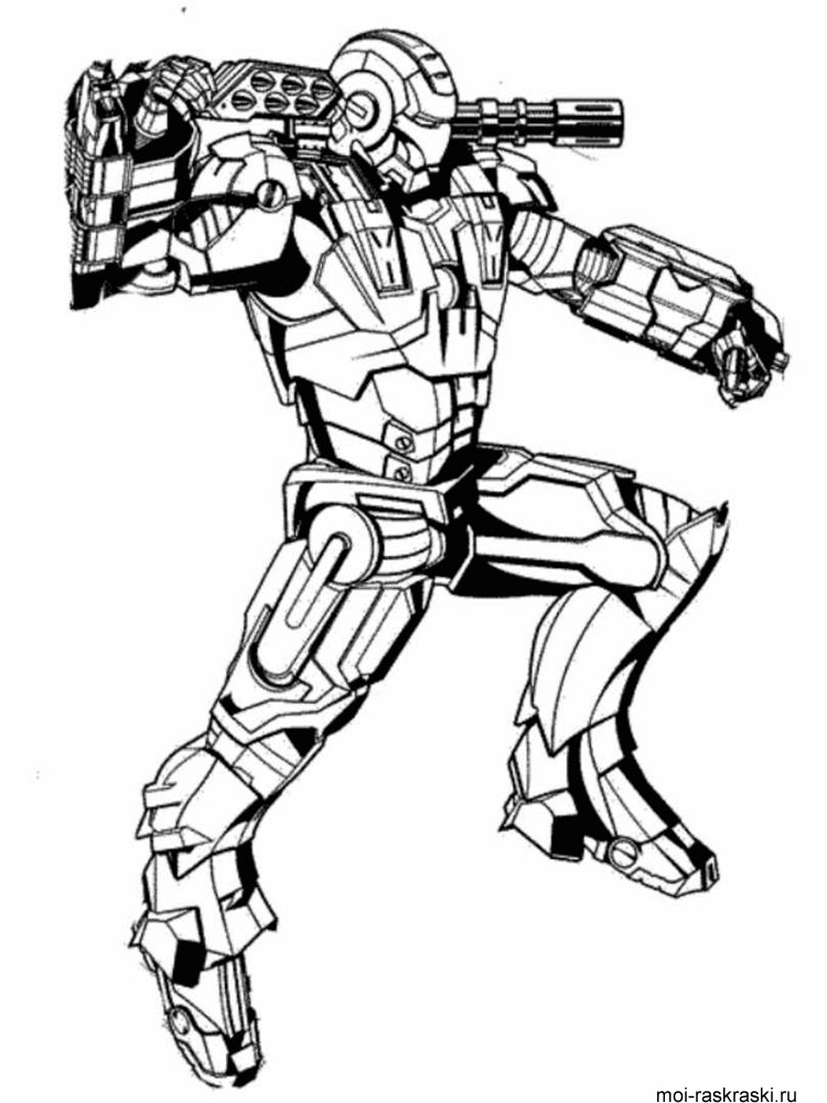 colouring pages iron man iron man the avengers best coloring pages minister iron man colouring pages