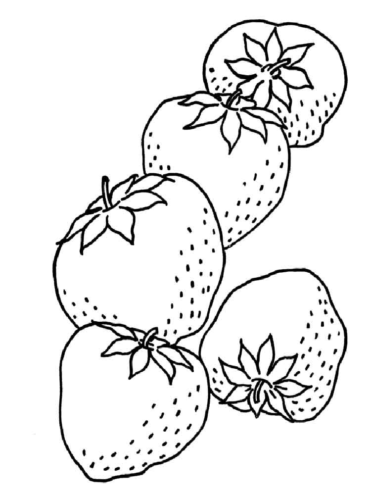 colouring pages of strawberry strawberry coloring pages getcoloringpagescom strawberry pages of colouring