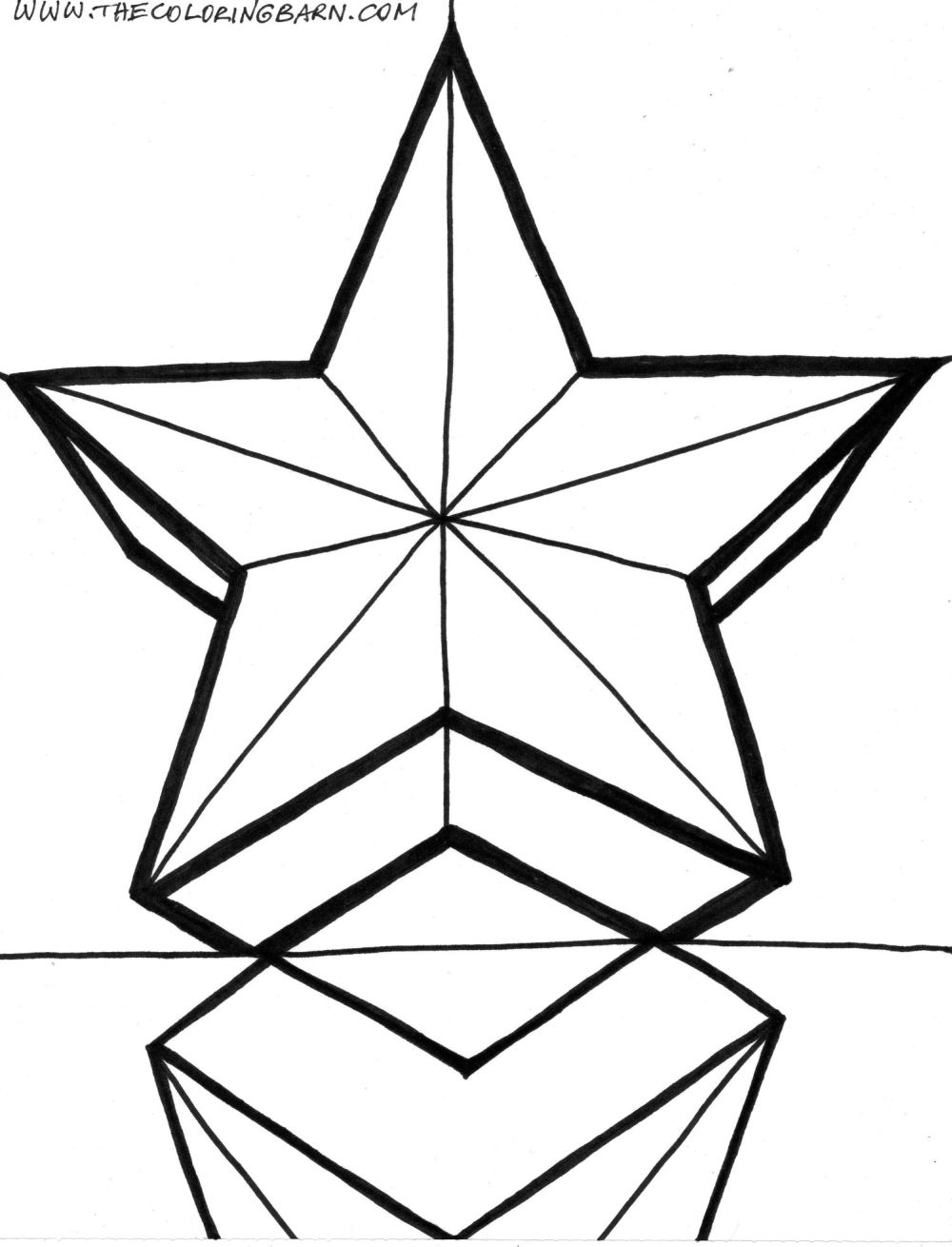 colouring pages stars 6 star coloring pages free premium templates pages colouring stars 1 1