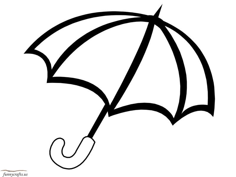 colouring picture of umbrella umbrella coloring page free download on clipartmag umbrella of picture colouring