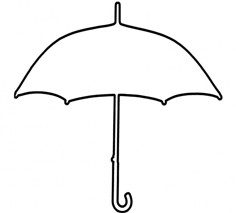 colouring picture of umbrella umbrella coloring pages coloring pages to download and print umbrella picture of colouring