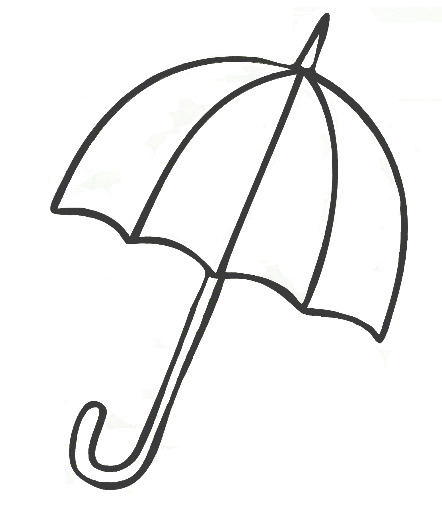 colouring picture of umbrella umbrella coloring pages for childrens printable for free colouring of picture umbrella