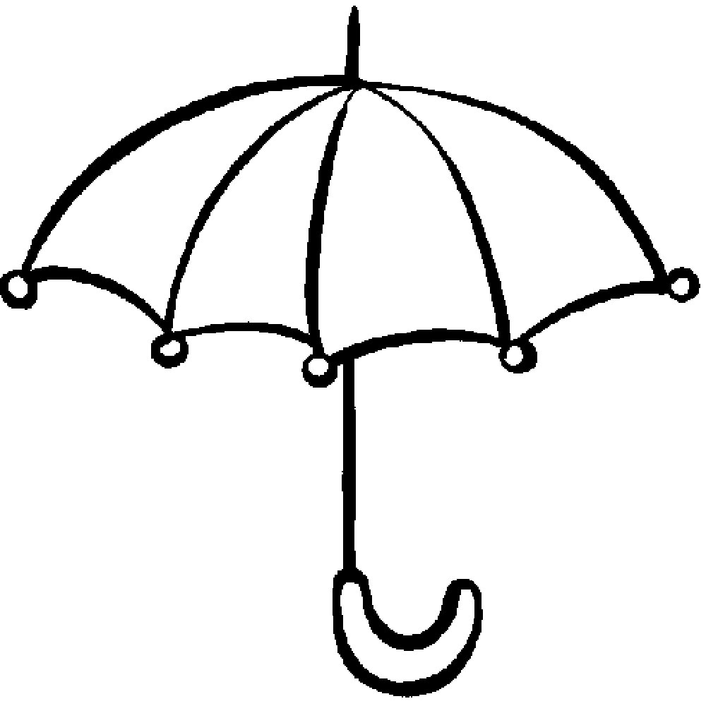 colouring picture of umbrella umbrella coloring pages for childrens printable for free of picture colouring umbrella