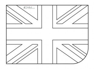 colouring pictures of the union jack flag print off this british union flag which many know as a jack pictures union of colouring the flag