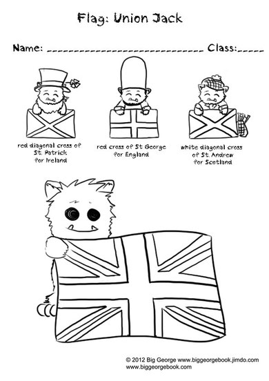 colouring pictures of the union jack flag uk flag drawing at getdrawings free download flag union pictures jack colouring of the