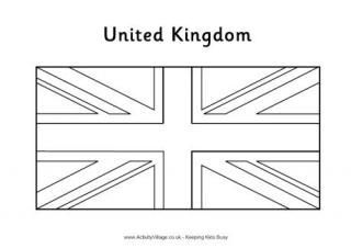 colouring pictures of the union jack flag united kingdom flag printables flag union jack of colouring pictures the