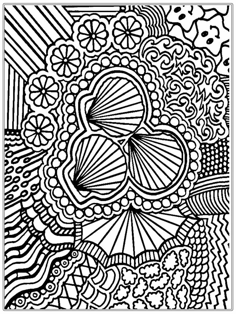 complex colouring pages complex coloring pages the sun flower pages colouring complex pages 1 1