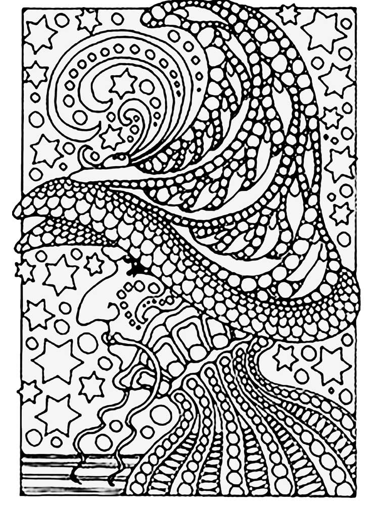 complicated coloring pages printable complicated coloring pages printable complicated printable pages coloring