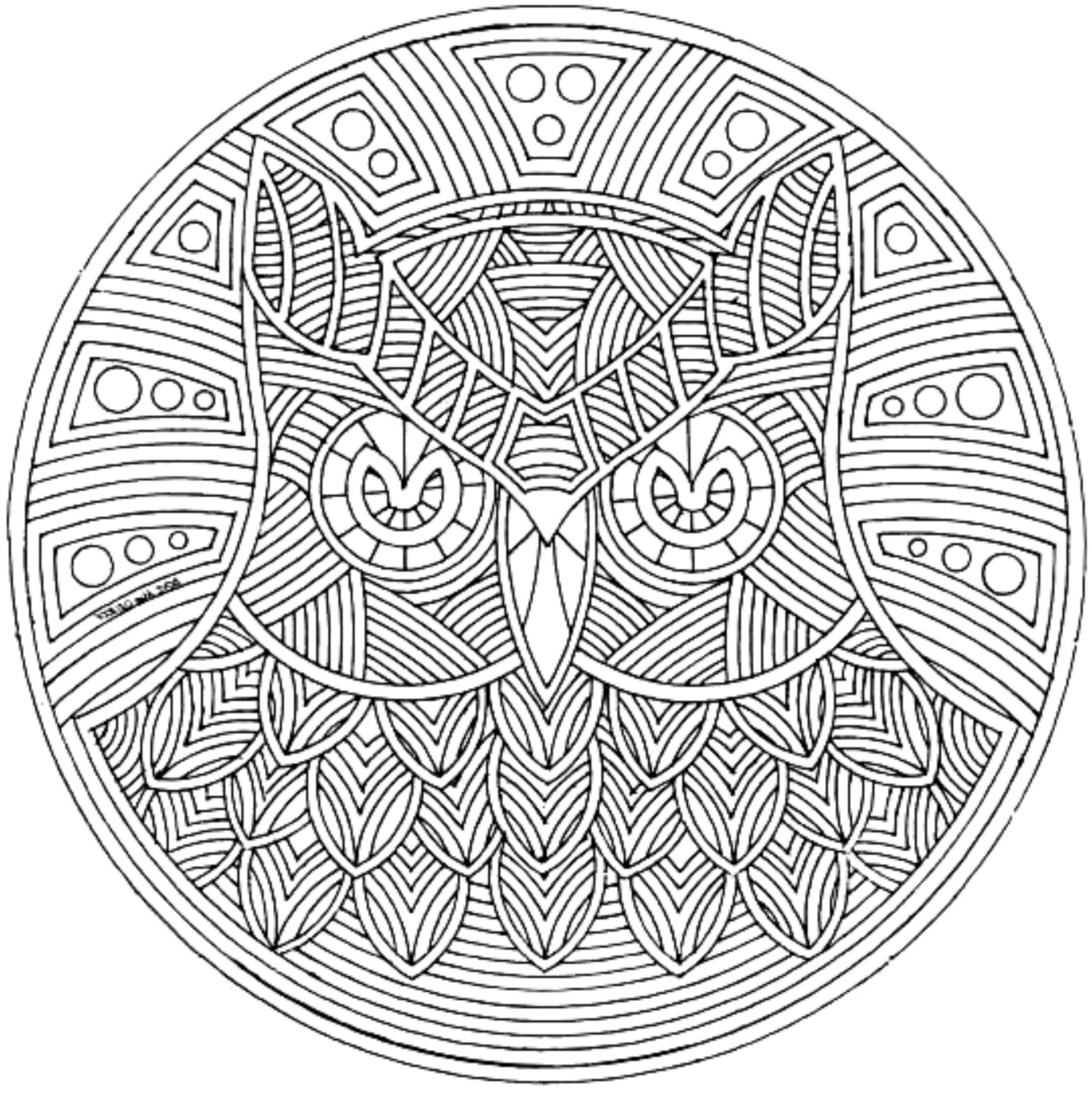 complicated coloring pages printable difficult coloring pages for adults free printable complicated pages coloring printable
