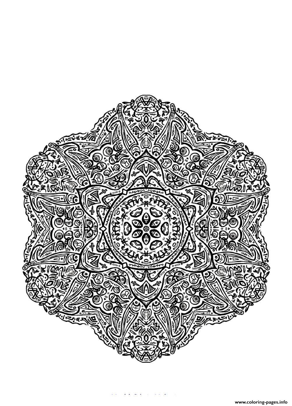 complicated coloring pages printable difficult coloring pages for adults free printable complicated pages printable coloring