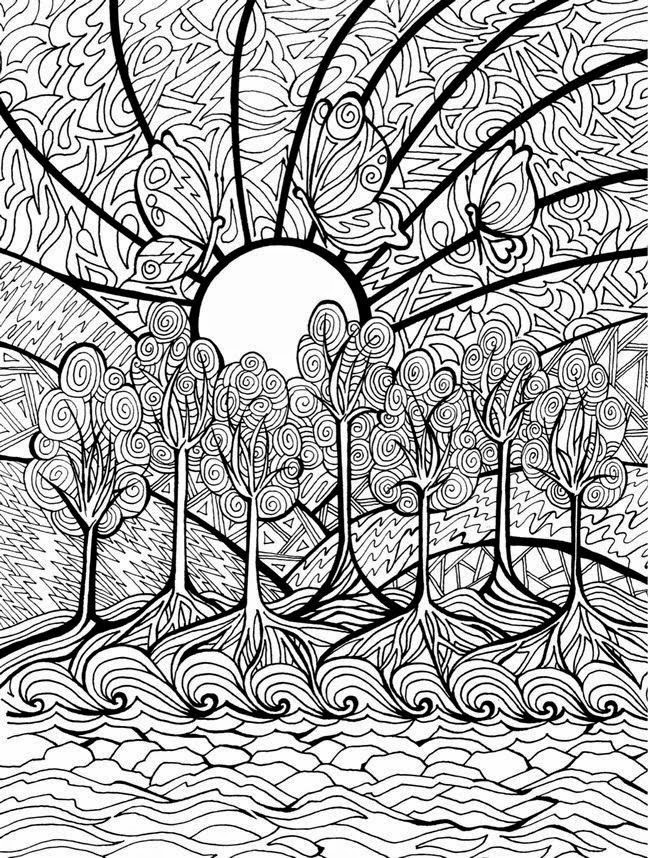 complicated coloring pages printable get this printable complex coloring pages for grown ups coloring printable complicated pages