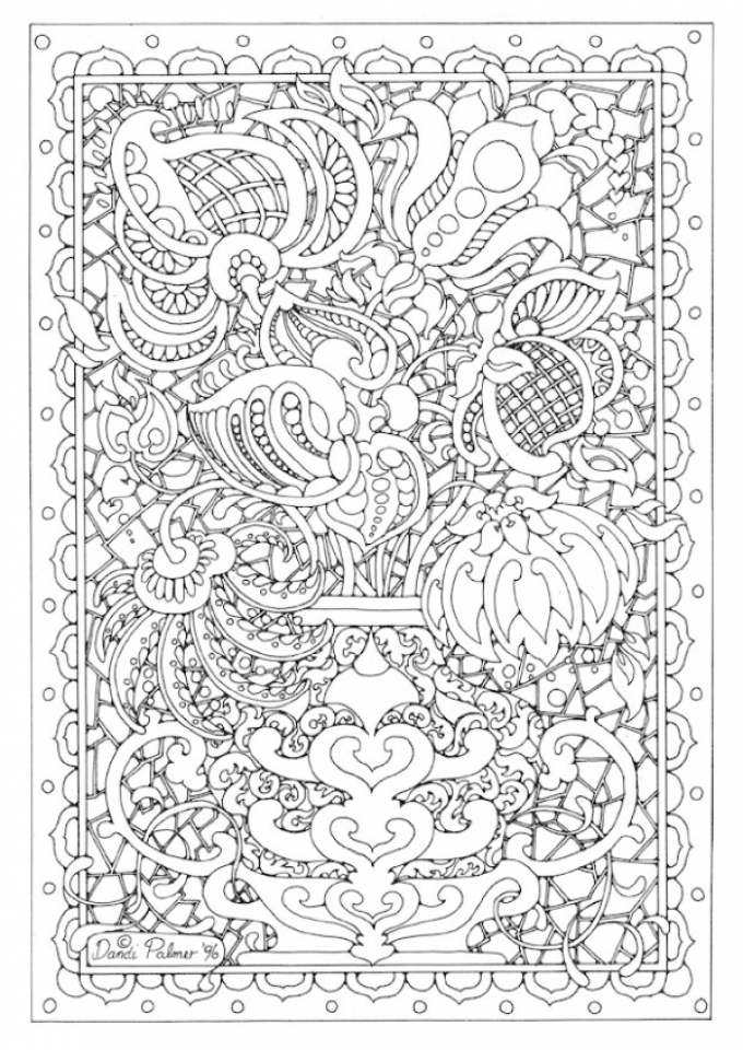 complicated coloring pages printable print download complex coloring pages for kids and adults pages coloring printable complicated