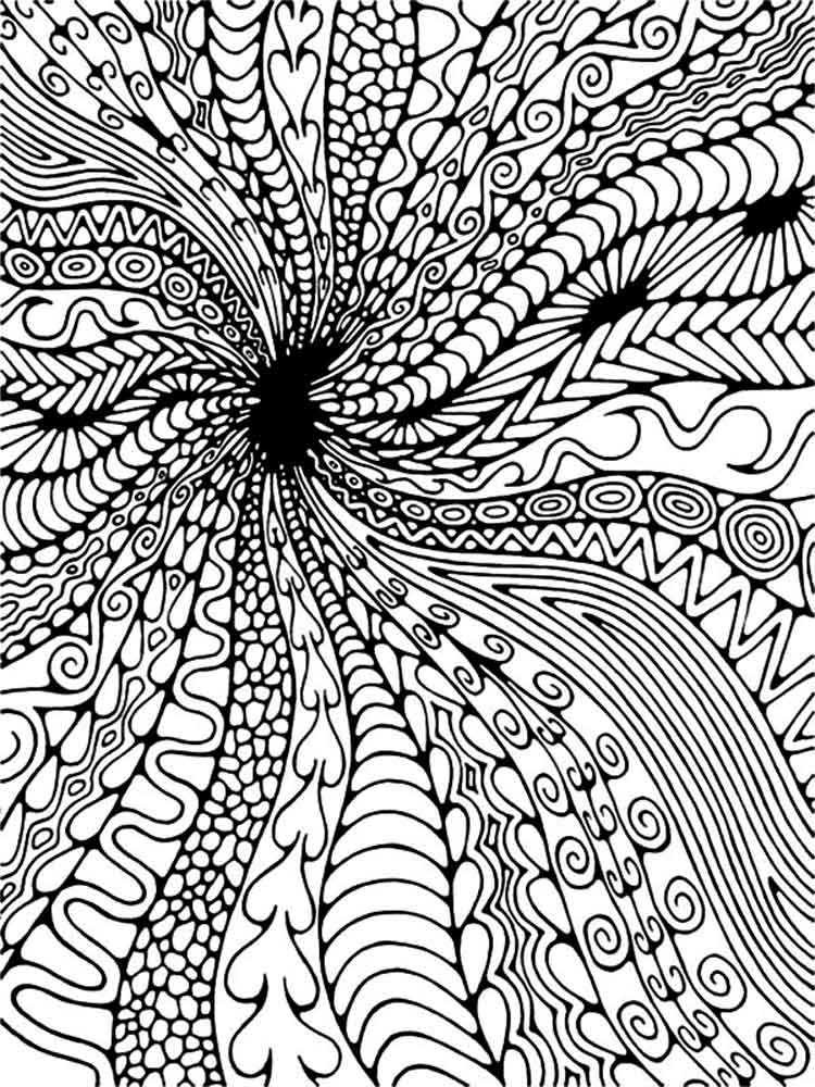 complicated coloring pages printable printable difficult coloring pages coloring home coloring complicated printable pages