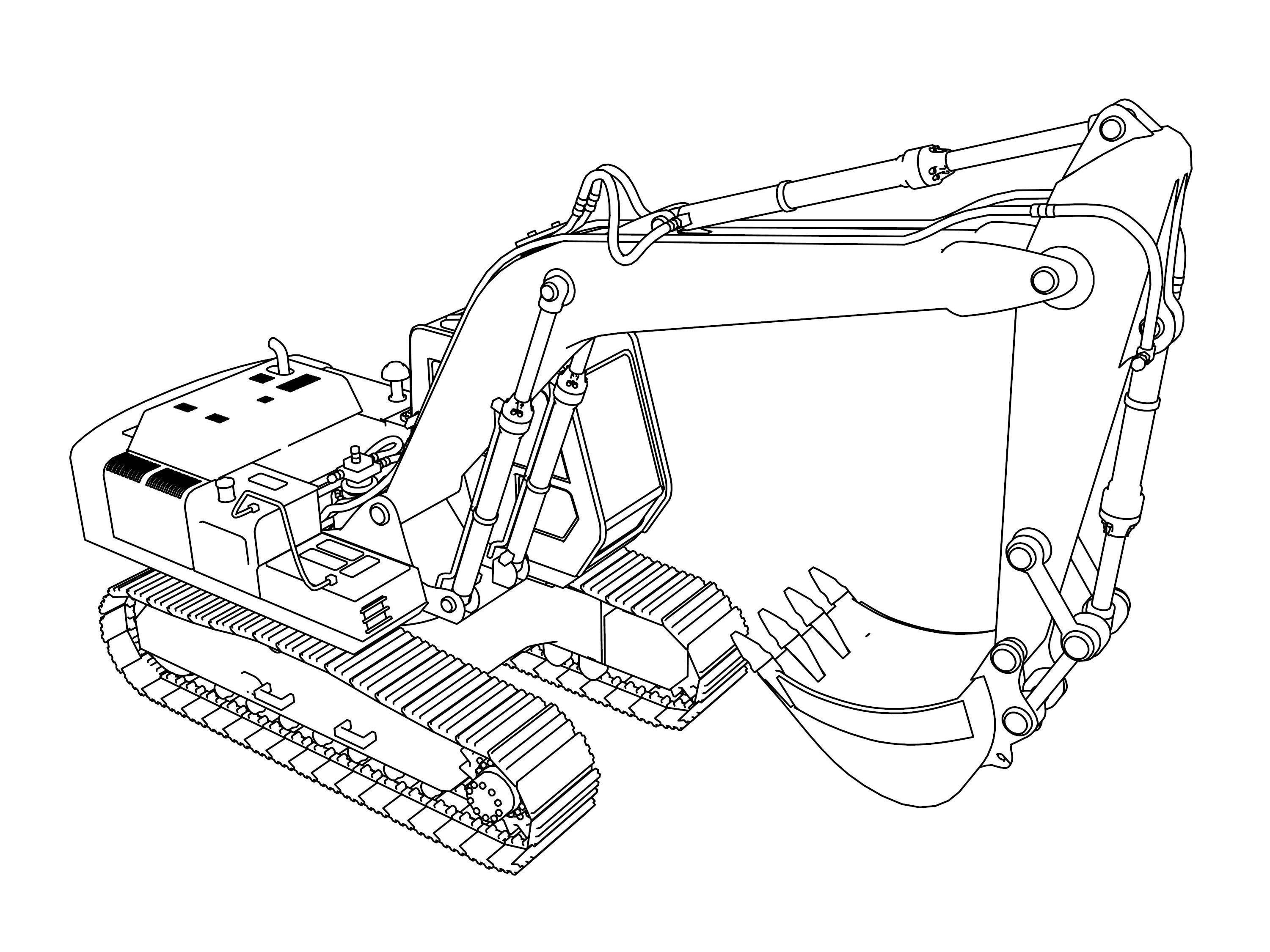 construction equipment coloring pages construction equipment coloring pages clipart panda pages equipment coloring construction