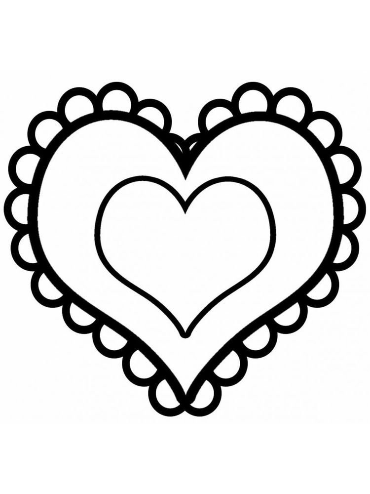 cool heart coloring pages cool any images two heart coloring page heart coloring pages heart coloring cool