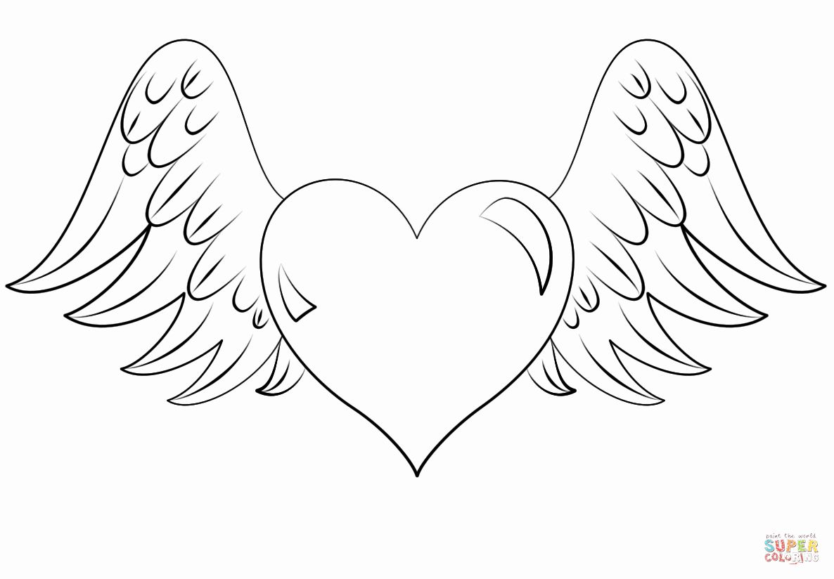 cool heart coloring pages free printable heart coloring pages for kids pages coloring heart cool