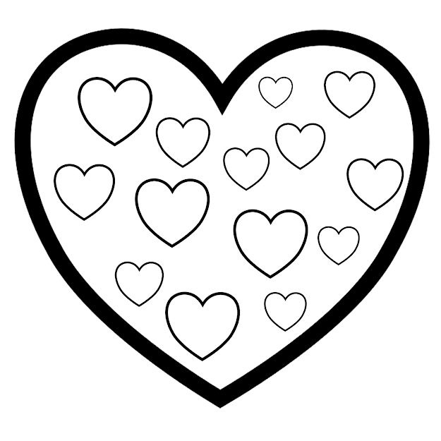 cool heart coloring pages printable coloring pages of cool hearts for teens enjoy cool heart coloring pages
