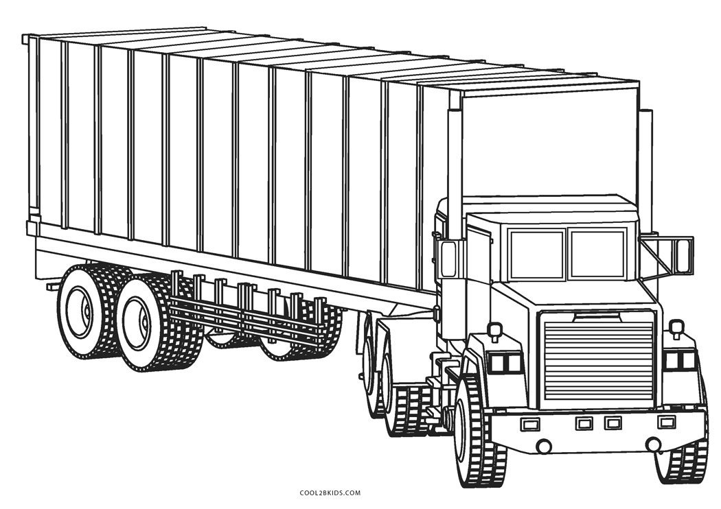 cool truck coloring pages 50 best free tough truck coloring pages images on truck coloring pages cool