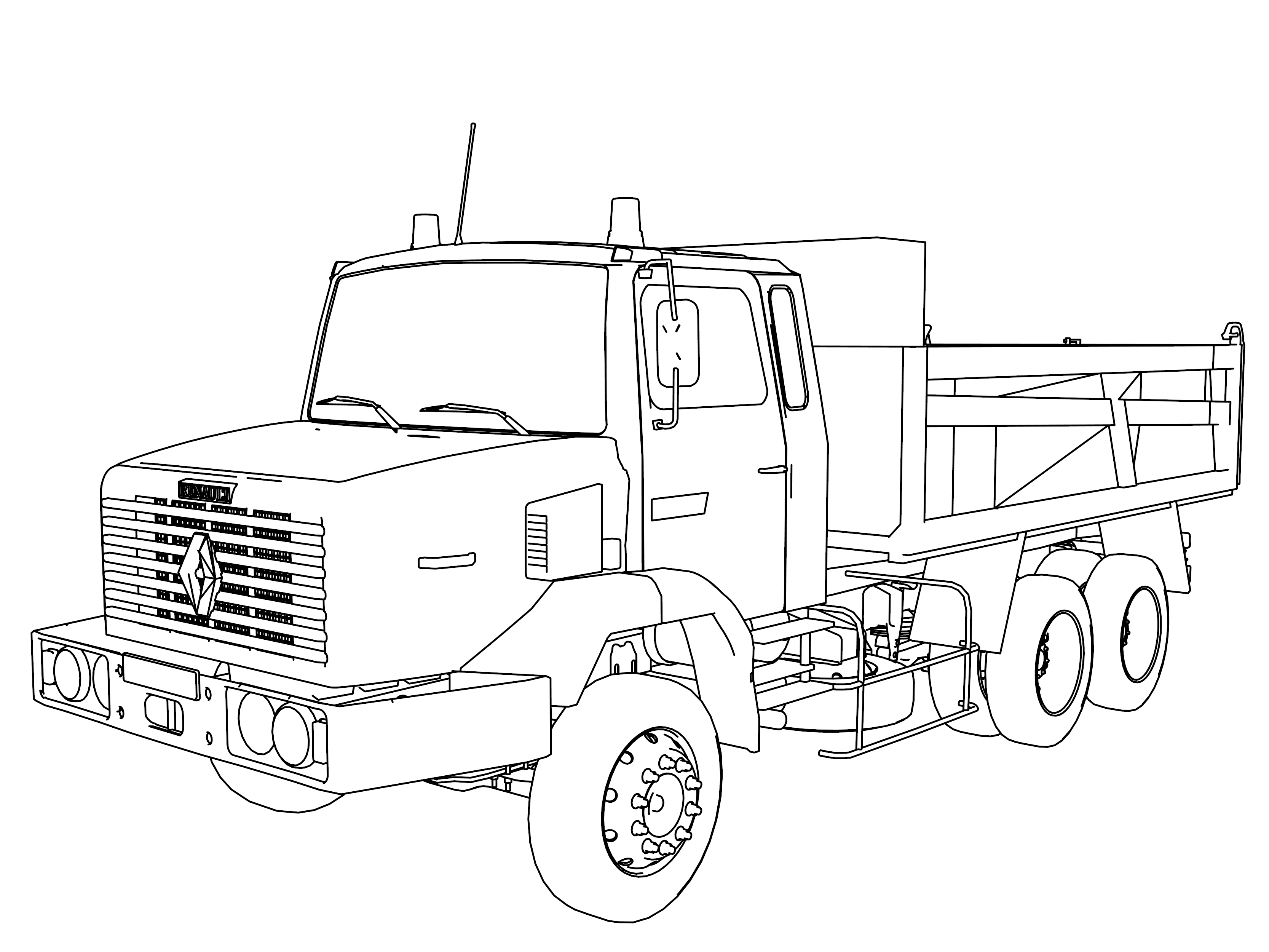 cool truck coloring pages cool cement truck coloring page for kids transportation cool coloring pages truck