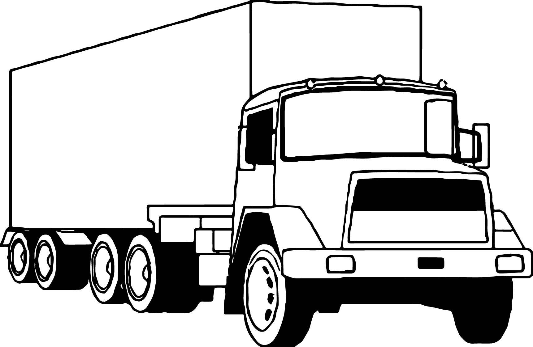 cool truck coloring pages lifted truck coloring pages at getcoloringscom free pages cool truck coloring