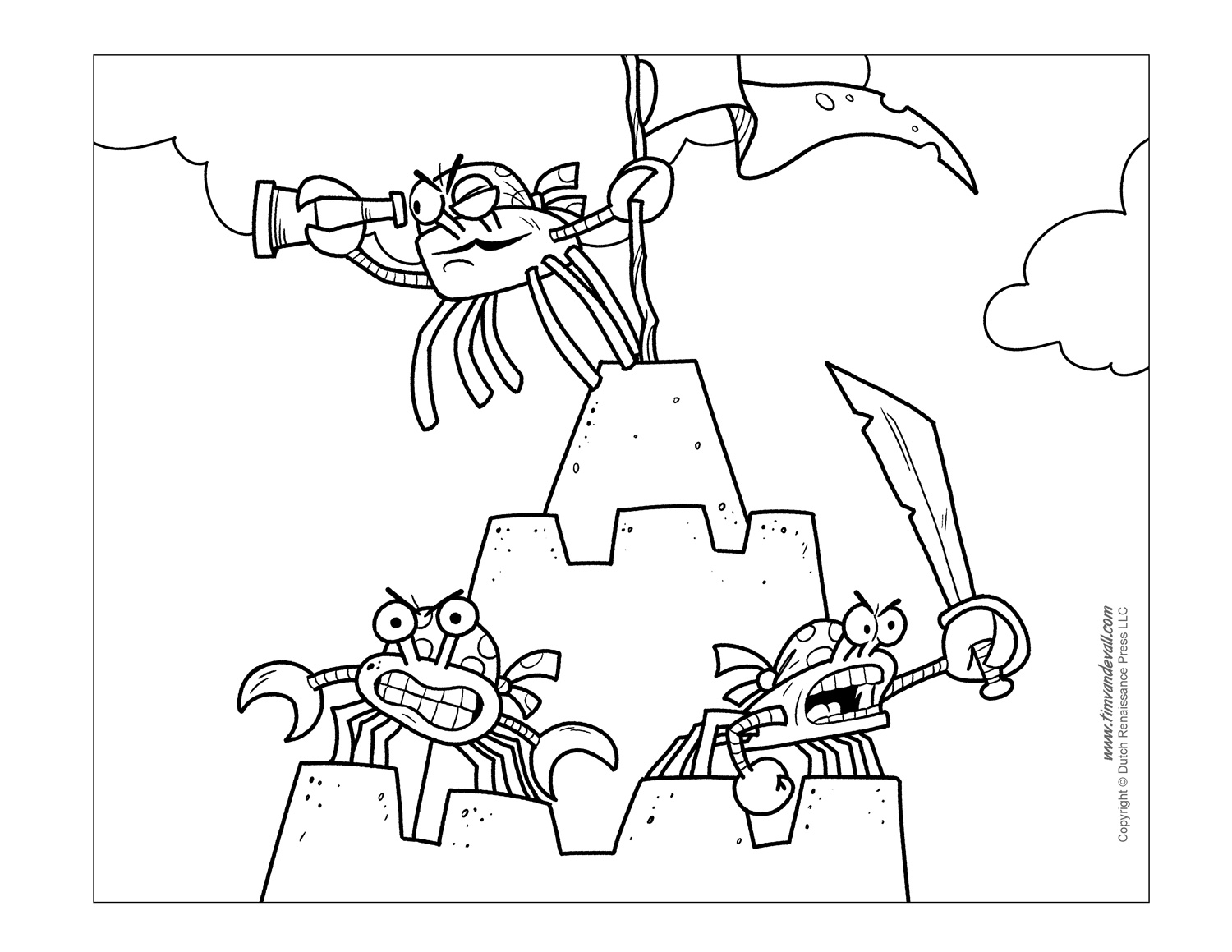 crab coloring sheet printable hermit crab coloring pages for kids cool2bkids sheet coloring crab 1 1